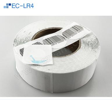 RF射频4*4超市防盗软标签